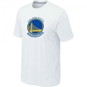 Tee-Shirt Blanc Big & Tall Golden State Warriors - Homme