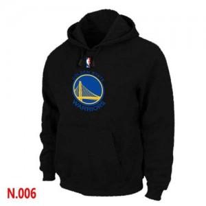 Sweat NBA Noir Golden State Warriors Homme