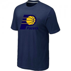 T-shirt principal de logo Indiana Pacers NBA Big & Tall Marine - Homme