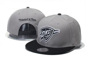 Oklahoma City Thunder PUK3HDF7 Casquettes d'équipe de NBA préférentiel