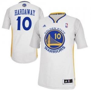 Maillot Adidas Blanc Alternate Swingman Golden State Warriors - Tim Hardaway #10 - Homme