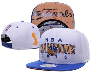 Golden State Warriors WP8WDW62 Casquettes d'équipe de NBA