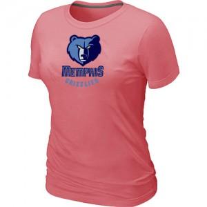 Tee-Shirt Rose Big & Tall Memphis Grizzlies - Femme