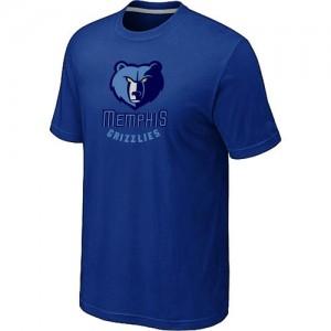 Tee-Shirt Bleu Big & Tall Memphis Grizzlies - Homme