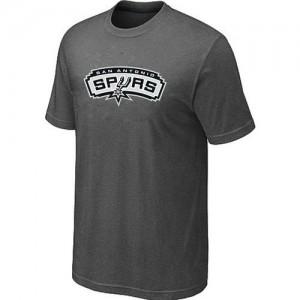 Tee-Shirt NBA Gris foncé San Antonio Spurs Big & Tall Homme