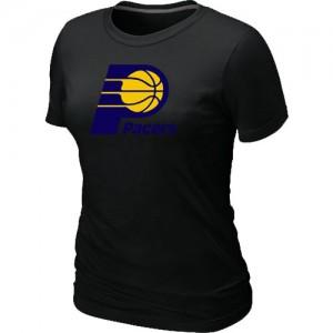 Indiana Pacers Big & Tall Tee-Shirt d'équipe de NBA - Noir pour Femme
