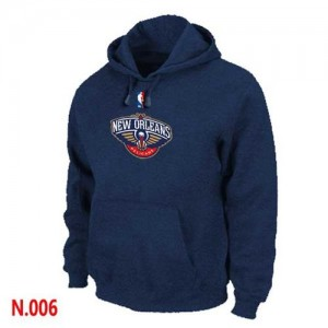 Sweat NBA New Orleans Pelicans Marine - Homme