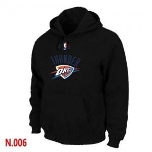 Oklahoma City Thunder Sweat d'équipe de NBA - Noir pour Homme