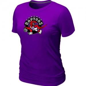 Tee-Shirt NBA Toronto Raptors Big & Tall Violet - Femme