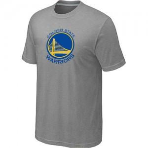 Tee-Shirt Gris Big & Tall Golden State Warriors - Homme