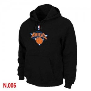 Pullover Sweat New York Knicks NBA Noir - Homme