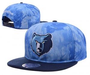 Memphis Grizzlies N7AL8R4X Casquettes d'équipe de NBA 100% authentique