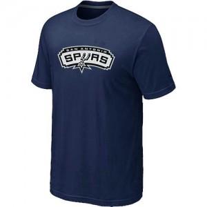 Tee-Shirt Marine Big & Tall San Antonio Spurs - Homme