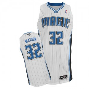 Maillot Authentic Orlando Magic NBA Home Blanc - #32 C.J. Watson - Homme