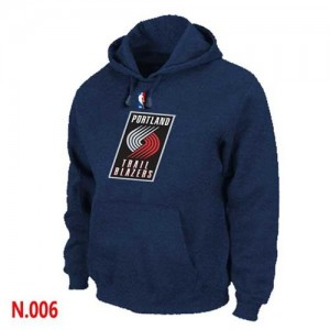 Sweat NBA Portland Trail Blazers Marine - Homme