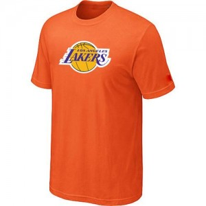 Tee-Shirt NBA Los Angeles Lakers Orange Big & Tall - Homme