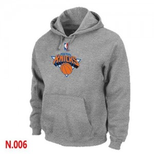 Sweat NBA New York Knicks Gris - Homme
