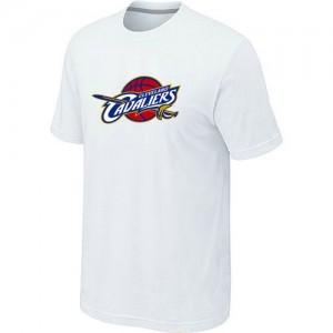 Cleveland Cavaliers Big & Tall Tee-Shirt d'équipe de NBA - Blanc pour Homme