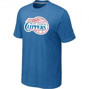 Tee-Shirt NBA Los Angeles Clippers Bleu clair Big & Tall - Homme