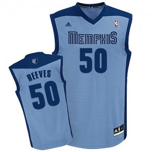 Maillot NBA Swingman Bryant Reeves #50 Memphis Grizzlies Alternate Bleu clair - Homme