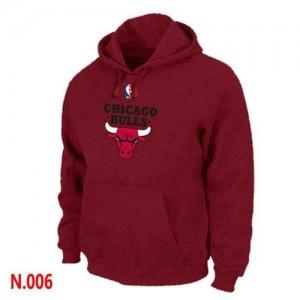 Sweat Gris foncé Chicago Bulls - Homme