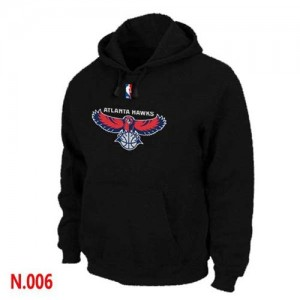 Sweat NBA Atlanta Hawks Noir - Homme