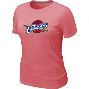 Tee-Shirt NBA Rose Cleveland Cavaliers Big & Tall Femme