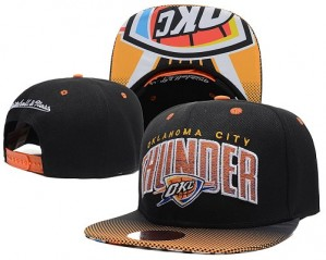 Oklahoma City Thunder 6LWP6Q8W Casquettes d'équipe de NBA