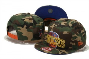 Snapback Casquettes New York Knicks NBA DABRRLXU