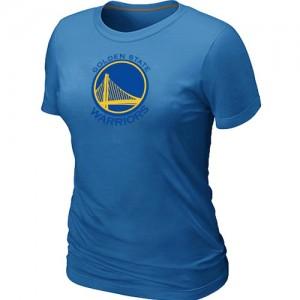 Tee-Shirt Bleu clair Big & Tall Golden State Warriors - Femme