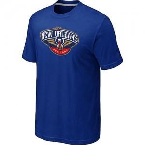 New Orleans Pelicans Big & Tall Bleu Tee-Shirt d'équipe de NBA Promotions - pour Homme