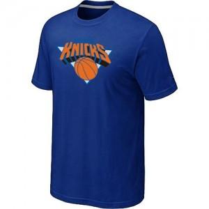 Tee-Shirt Bleu Big & Tall New York Knicks - Homme