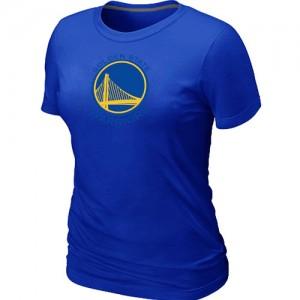 Tee-Shirt NBA Golden State Warriors Bleu Big & Tall - Femme