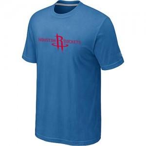 Tee-Shirt NBA Houston Rockets Bleu clair Big & Tall - Homme
