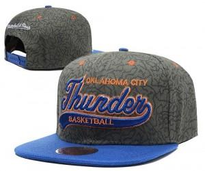Snapback Casquettes Oklahoma City Thunder NBA Y42P8646