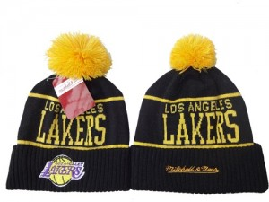 Bonnet Knit Los Angeles Lakers NBA W8BBASHW