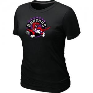 Tee-Shirt NBA Toronto Raptors Big & Tall Noir - Femme