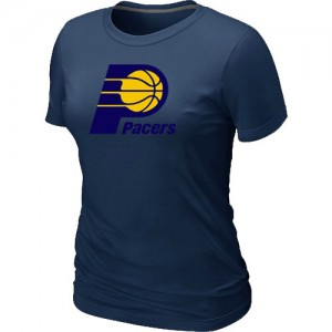 Tee-Shirt NBA Indiana Pacers Big & Tall Marine - Femme