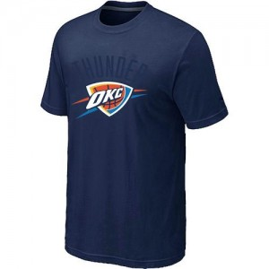 Tee-Shirt NBA Marine Oklahoma City Thunder Big & Tall Homme