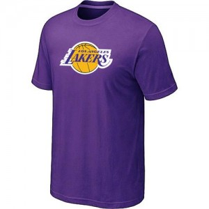 Tee-Shirt Violet Big & Tall Los Angeles Lakers - Homme