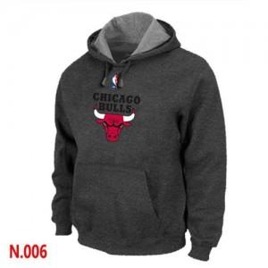 Chicago Bulls Noir Sweat d'équipe de NBA prix d'usine en ligne - pour Homme
