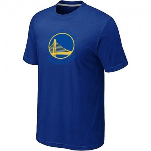 Golden State Warriors Big & Tall Bleu Tee-Shirt d'équipe de NBA Le meilleur cadeau - pour Homme