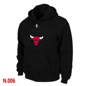 Sweat Rouge Chicago Bulls - Homme