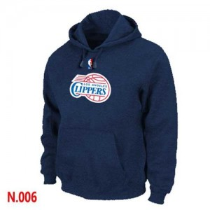 Sweat NBA Marine Los Angeles Clippers Homme
