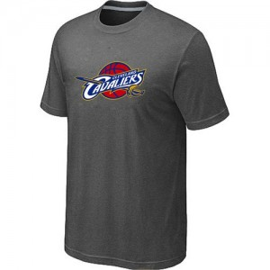 Tee-Shirt Gris foncé Big & Tall Cleveland Cavaliers - Homme