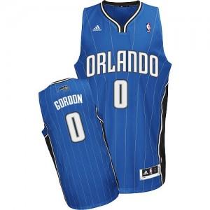 Orlando Magic #0 Adidas Road Bleu royal Swingman Maillot d'équipe de NBA pas cher en ligne - Aaron Gordon pour Homme