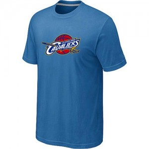 Tee-Shirt NBA Bleu clair Cleveland Cavaliers Big & Tall Homme