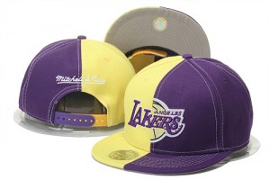 Snapback Casquettes Los Angeles Lakers NBA UUJV2QVQ