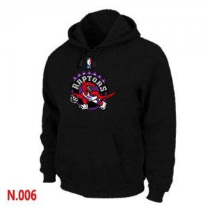 Sweat NBA Noir Toronto Raptors Homme