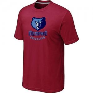 Tee-Shirt NBA Memphis Grizzlies Big & Tall Rouge - Homme